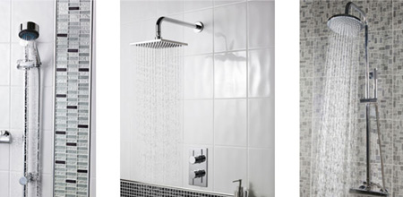 Choosing From Different Types of Shower