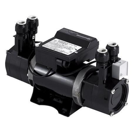 Stuart Turner - Showermate Standard 1.8 Bar Twin Impeller Shower Pump - 46407
