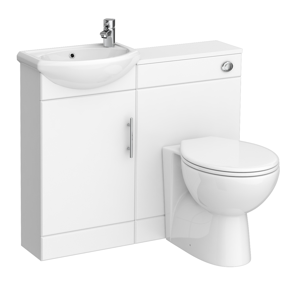 Sienna Cloakroom Suite Feature Large Image