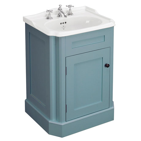 silverdale balasani 600mm wide vanity cabinet timid teal