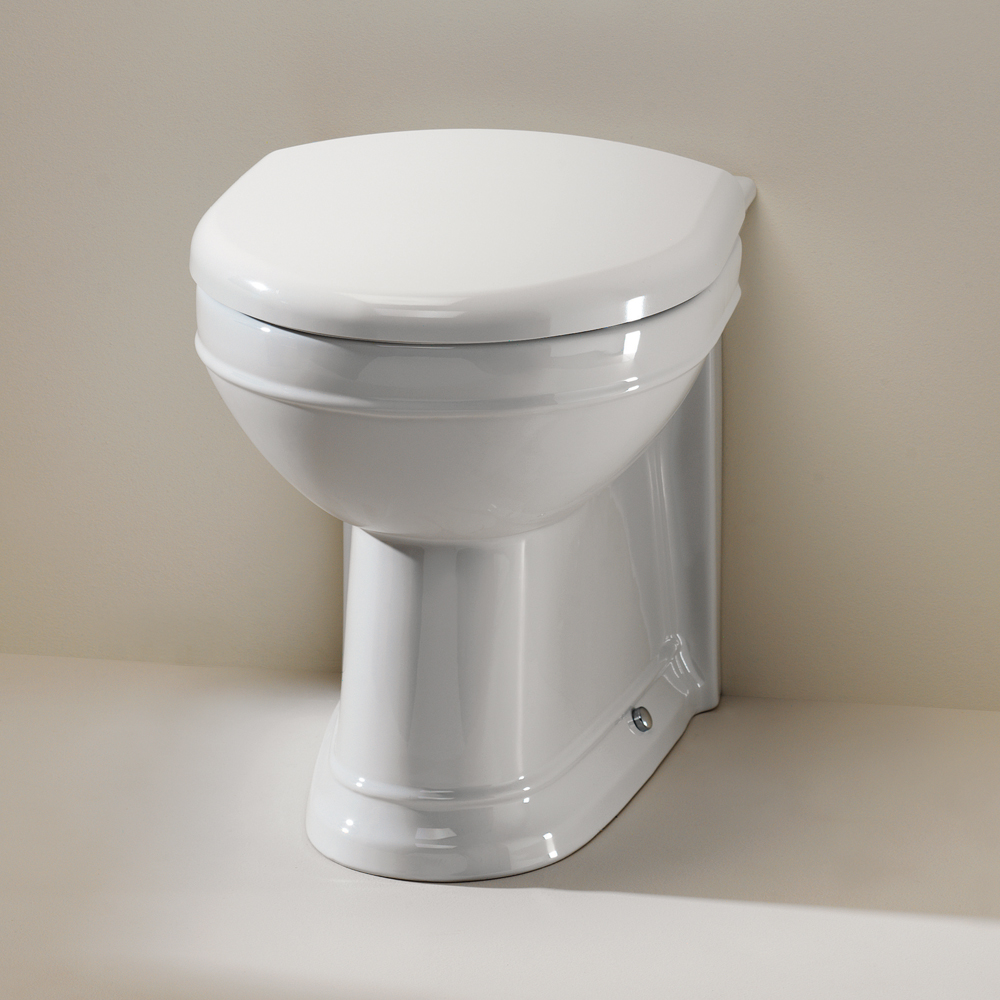 Silverdale Damea Back To Wall BTW Toilet inc Soft Close Seat Large Image