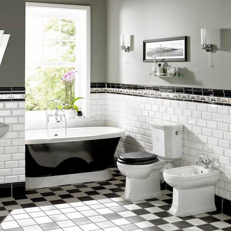 silverdale empire art deco close coupled toilet victorian plumbing. Black Bedroom Furniture Sets. Home Design Ideas