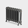 Paladin Sloane Cast Iron Radiator (450mm High) profile small image view 1