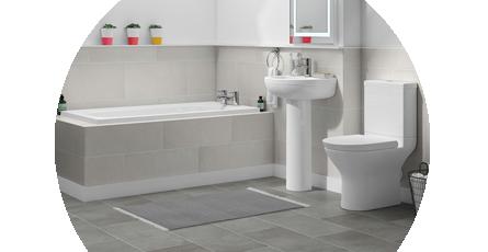 Small Bathroom Suites
