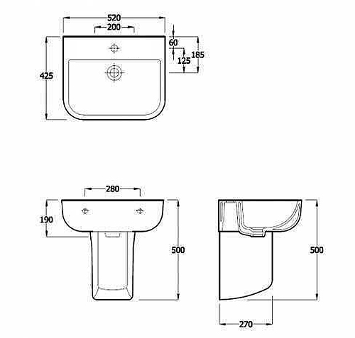 Commercial Sink Dimensions Befon For