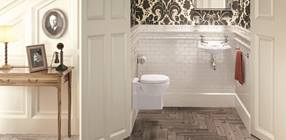 6 Tips for Styling Smaller Bathrooms