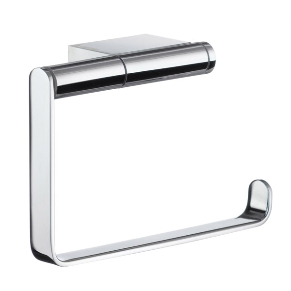 Smedbo Air Toilet Roll Holder Polished Chrome Ak341 At Victorian