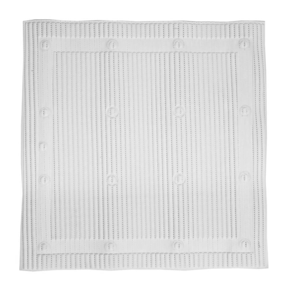 Square Anti-Slip Shower Mat Large Image