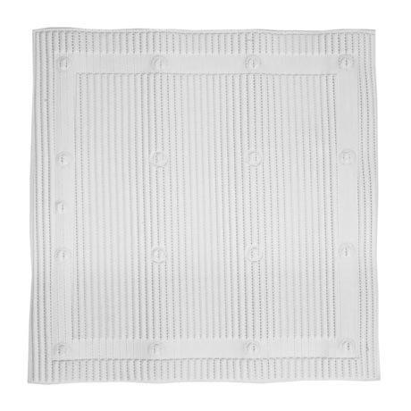 Square Anti-Slip Shower Mat