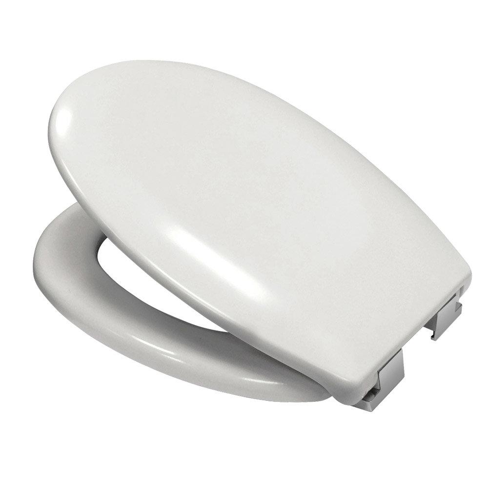 Standard Soft Close Bottom Fix Toilet Seat Victorian