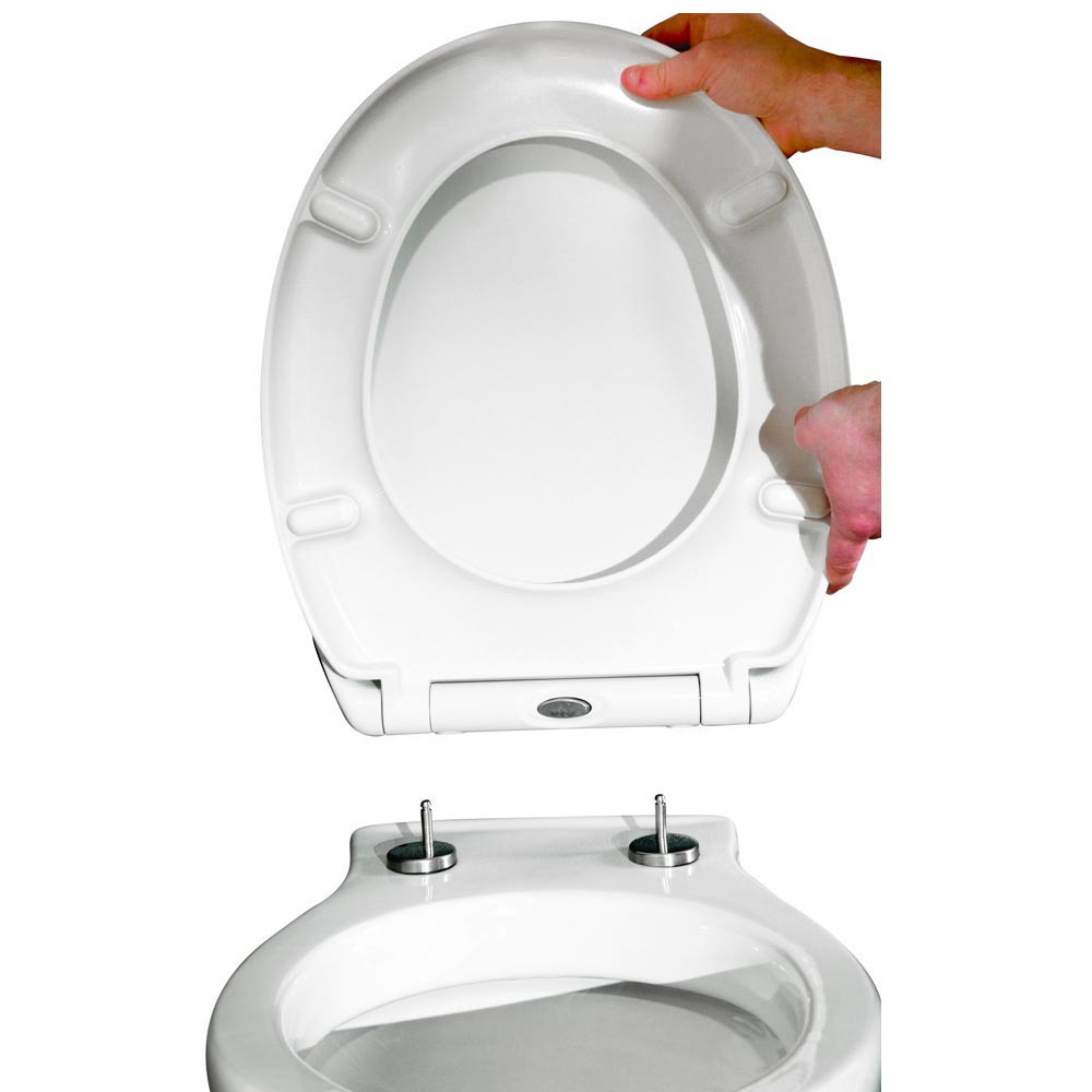 standard soft close quick release toilet seat victorian