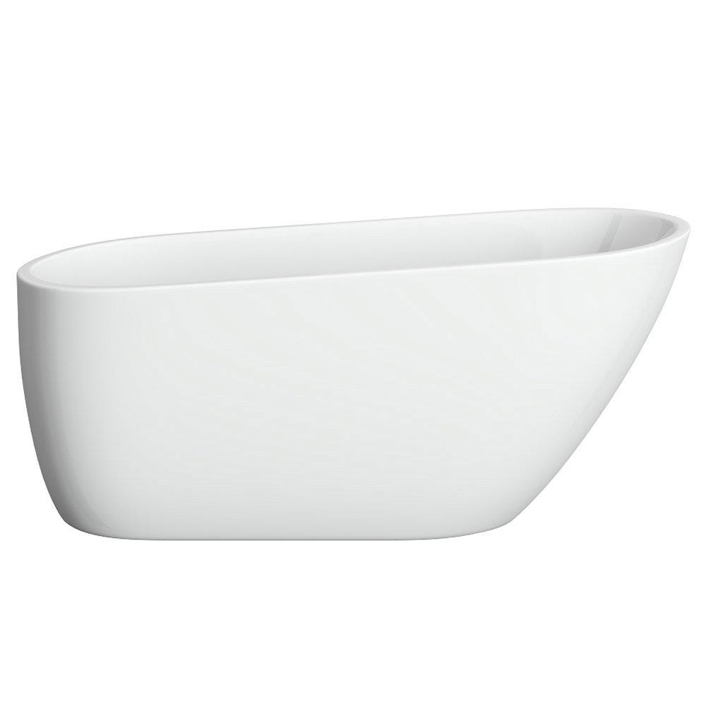 Windsor Sterling 1675 X 720mm Modern Slipper Freestanding Bath