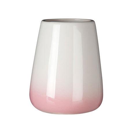 Sunrise Tumbler - White Dolomite / Pink