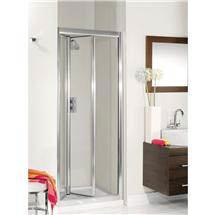 Simpsons - Supreme Bifold Shower Door - 5 Size Options Medium Image