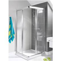 Simpsons - Supreme Corner Entry Shower Enclosure - 4 Size Options Medium Image