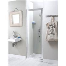 Simpsons - Supreme Pivot Shower Door - Various Size Options Medium Image