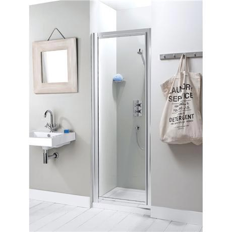 Simpsons - Supreme Pivot Shower Door - Various Size Options