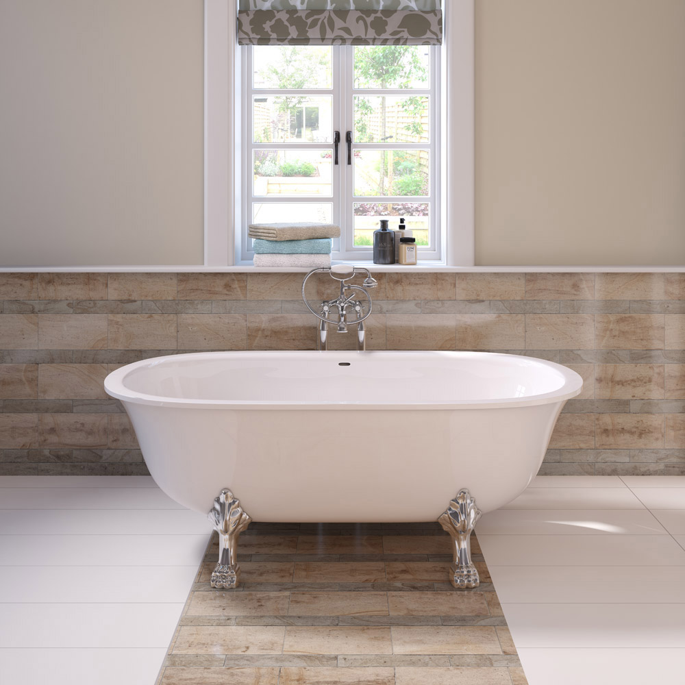 Sutherland 1500 Double Ended Bath Online At Victorian