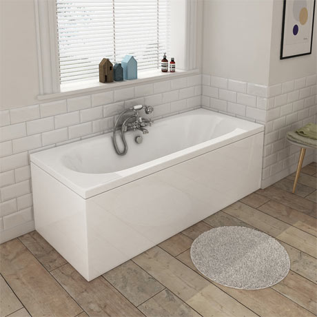 Sutton Premiercast Double Ended Bath