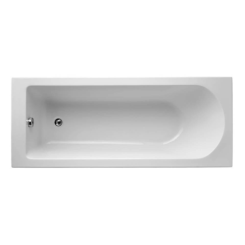 Ideal Standard Tesi 1700 x 700mm 0TH Single Ended Water Saving Bath