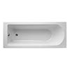Ideal Standard Tesi 1600 x 700mm 0TH Single Ended Idealform Bath profile small image view 1