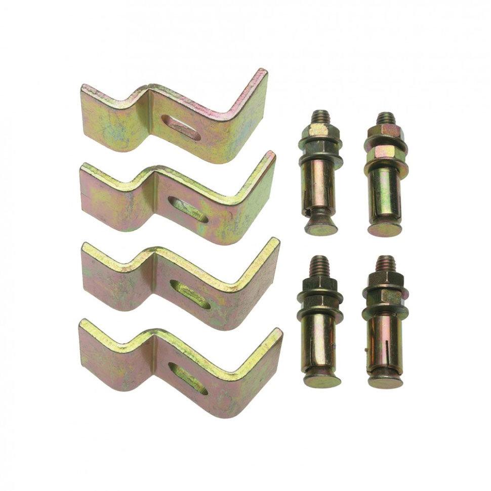Bauhaus - Fixing kit for Undermount Basins - T/0051 Large Image
