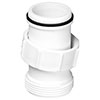 McAlpine 40mm BSP Female x BSP Male Coupling - Length 77.5mm - T12A-3 profile small image view 1