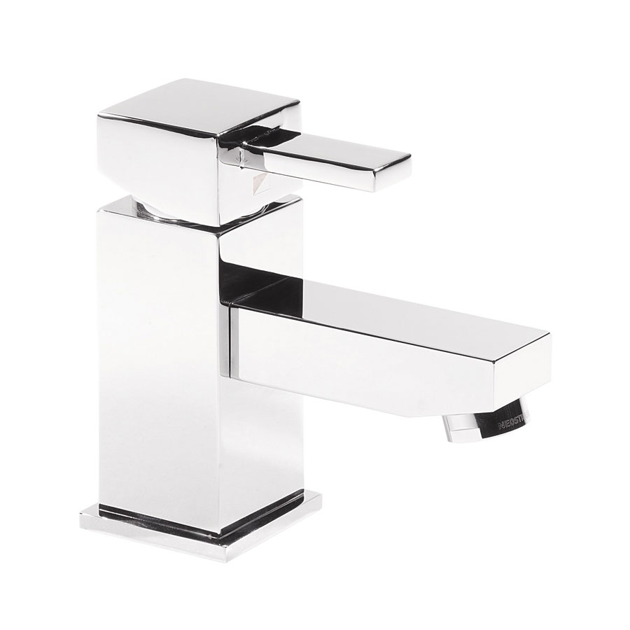 Roper Rhodes Factor Mini Basin Mixer with Clicker Waste - T136102 Large Image