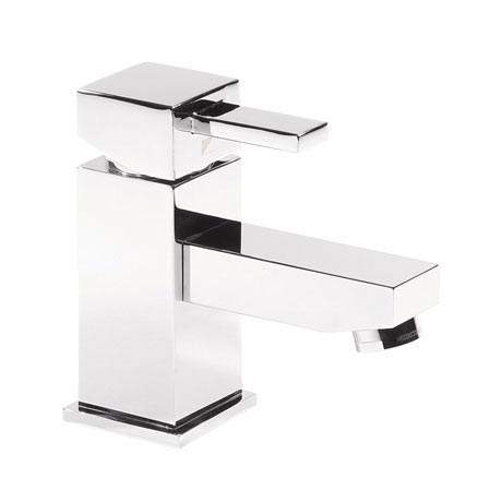 Roper Rhodes Factor Mini Basin Mixer with Clicker Waste - T136102