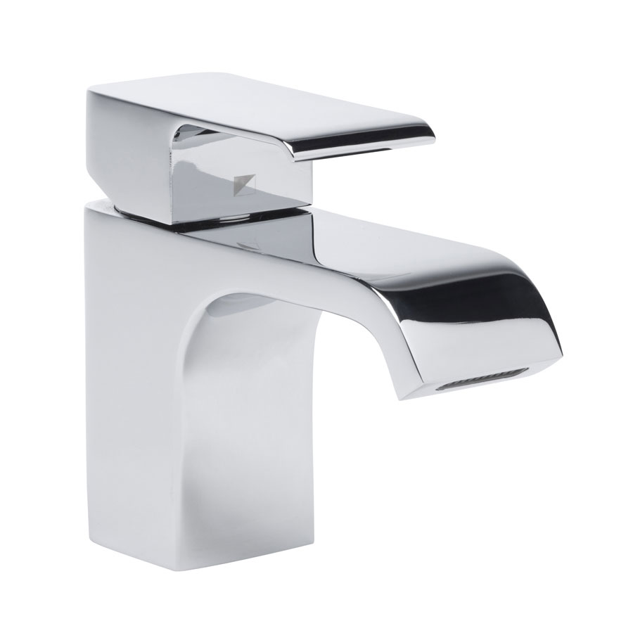 Roper Rhodes Hydra Mini Basin Mixer with Clicker Waste - T156102 Large Image