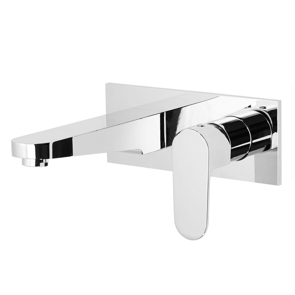 Roper Rhodes Image Wall Mounted Basin Mixer - T181902 profile large image view 1