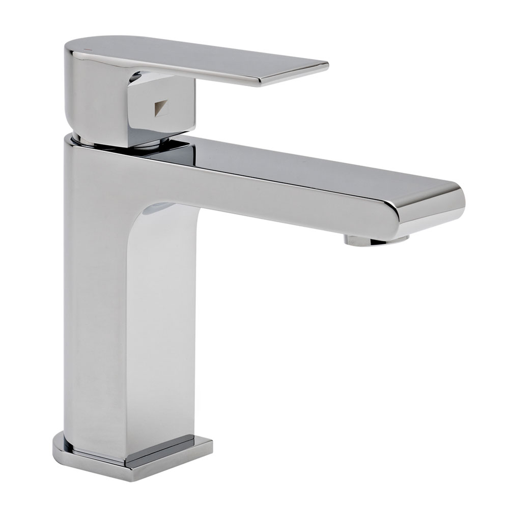 Roper Rhodes Code Basin Mixer with Clicker Waste - T191102 profile large image view 1