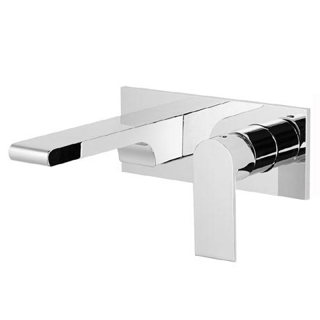 Roper Rhodes Code Wall Mounted Basin Mixer - T191902