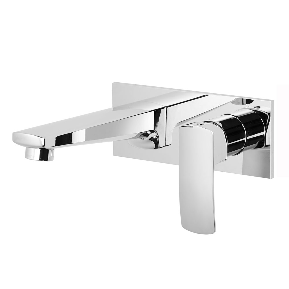 Roper Rhodes Sync Wall Mounted Basin Mixer - T201902 profile large image view 1