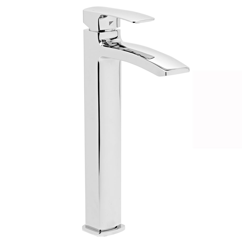 Roper Rhodes Sync Tall Basin Mixer with Clicker Waste - T205002 Large Image