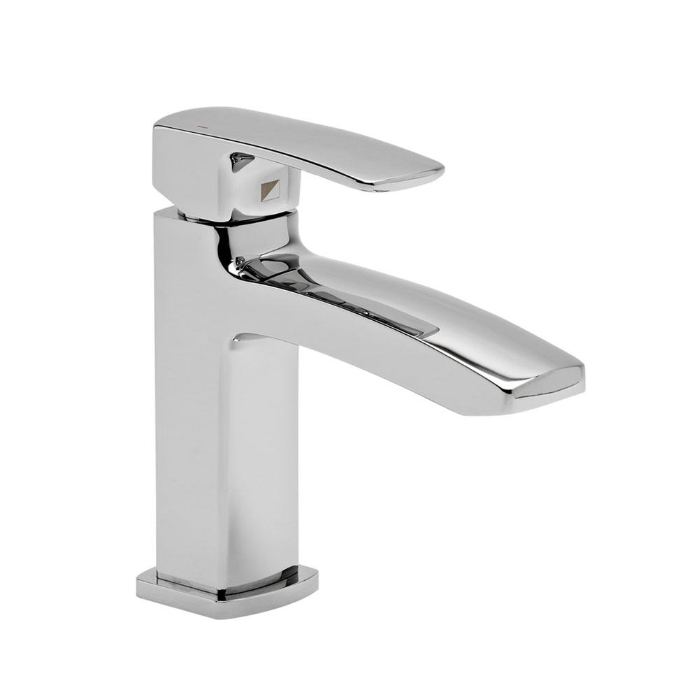 Roper Rhodes Sync Mini Basin Mixer with Clicker Waste - T206102 Large Image