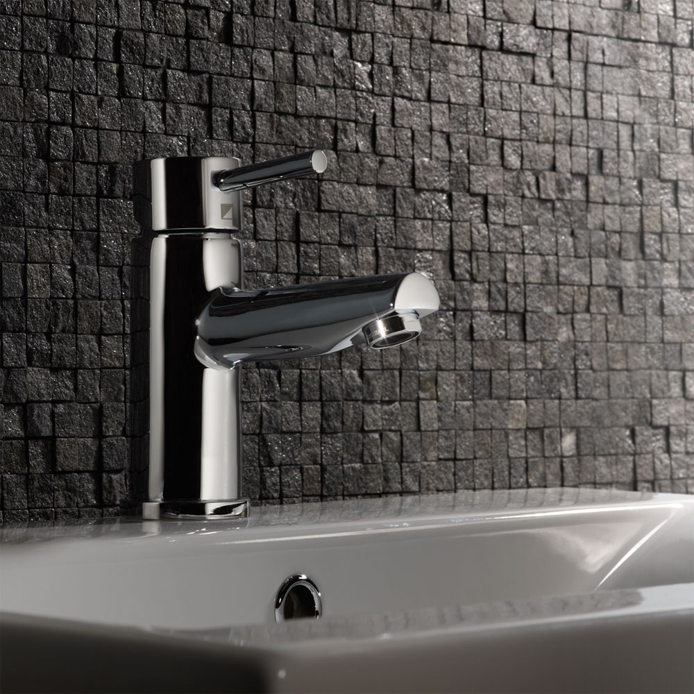 Roper Rhodes Storm Basin Mixer with Clicker Waste - T221002 Profile Large Image