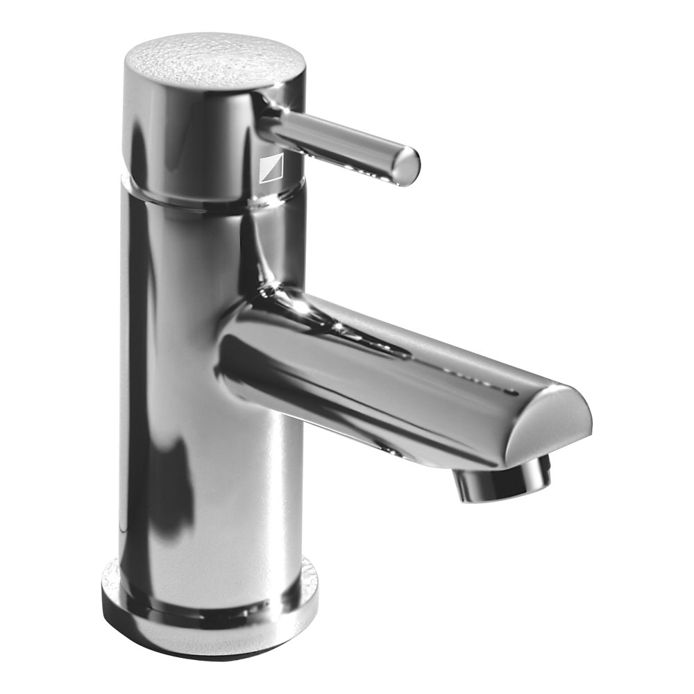 Roper Rhodes Storm Basin Mixer with Clicker Waste - T221002 profile large image view 1