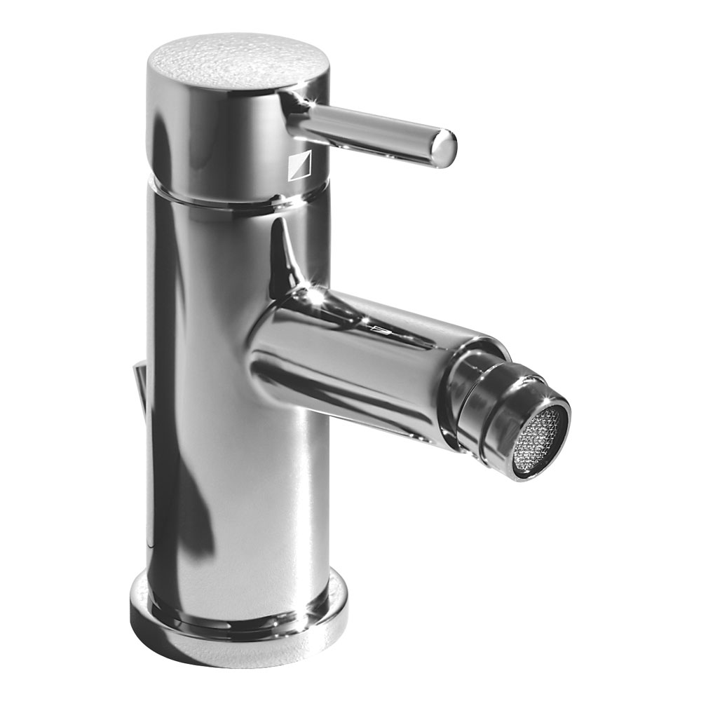 Roper Rhodes Storm Bidet Mixer with Pop Up Waste - T222002 Large Image