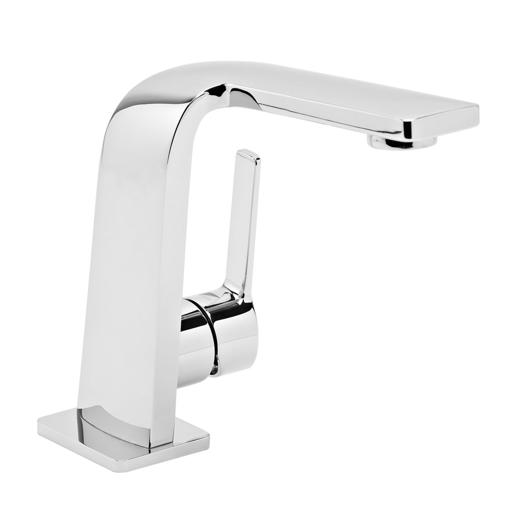 Roper Rhodes Poise Basin Mixer Tap with Aerator & Clicker Waste - T231102 Large Image