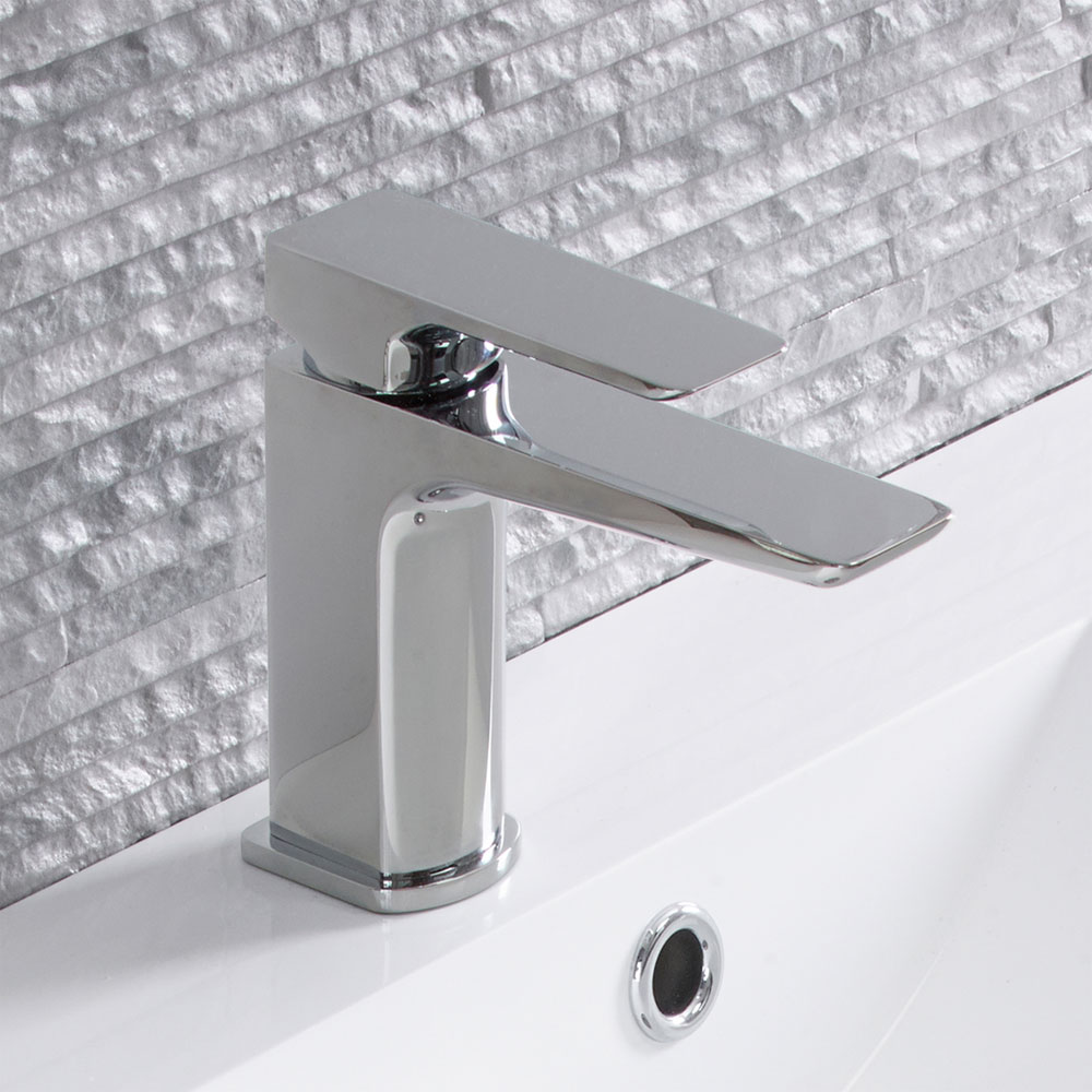 Roper Rhodes Elate Basin Mixer Tap with Aerator & Clicker Waste - T241102 profile large image view 2