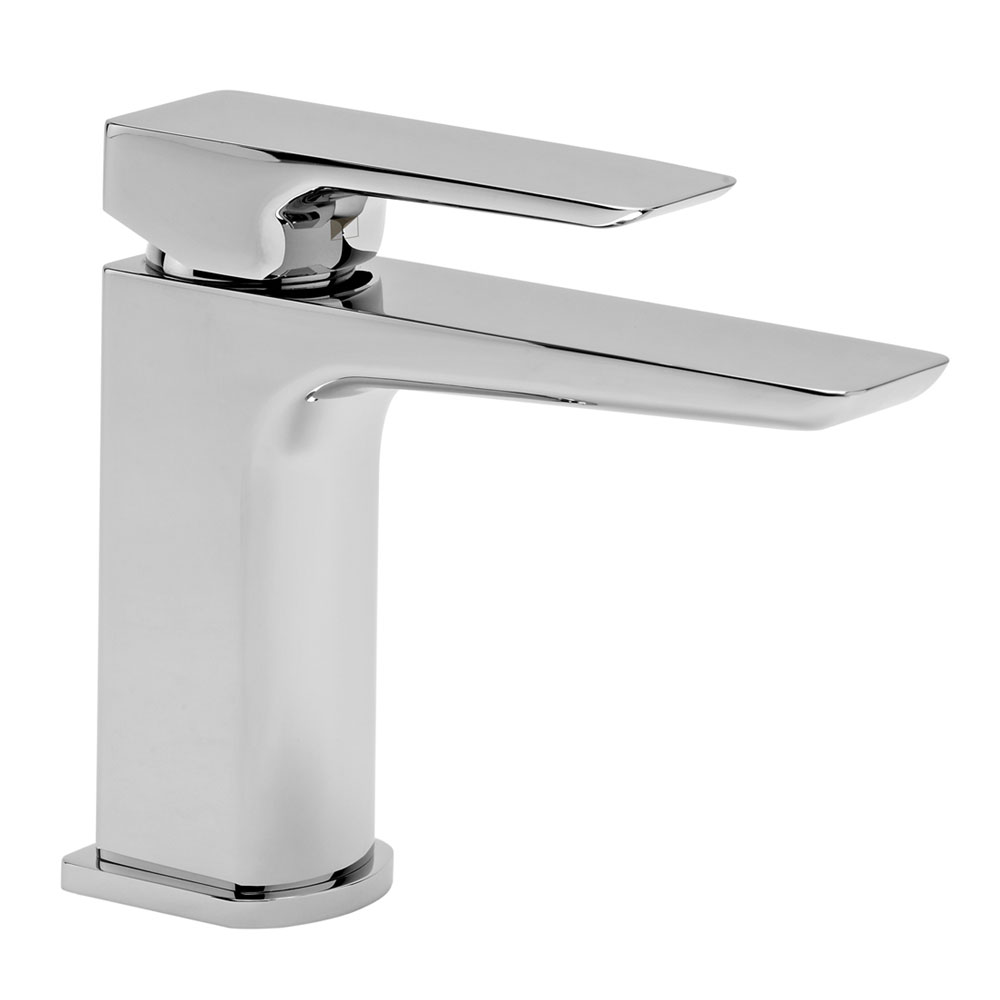 Roper Rhodes Elate Basin Mixer Tap with Aerator & Clicker Waste - T241102 Large Image