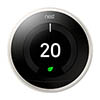 Nest White Learning Thermostat 3rd Generation profile small image view 1