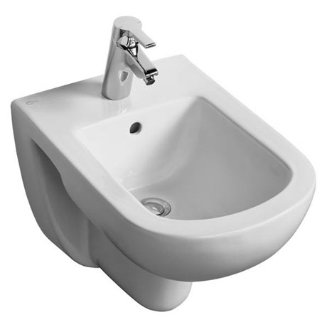 Ideal Standard Tempo Wall Hung Bidet - T509501