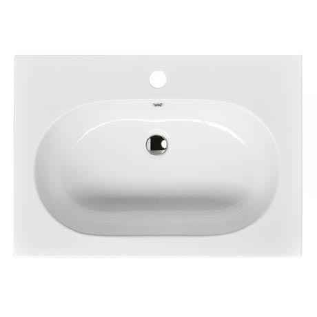 Roper Rhodes Theme 610mm Wall Mounted Basin - T60SB