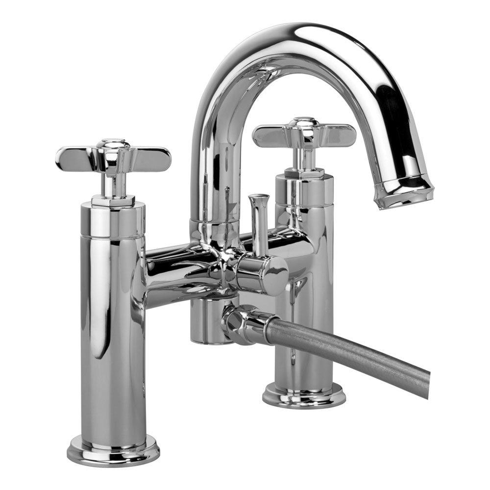 Roper Rhodes Wessex Bath Shower Mixer - T664202 Large Image