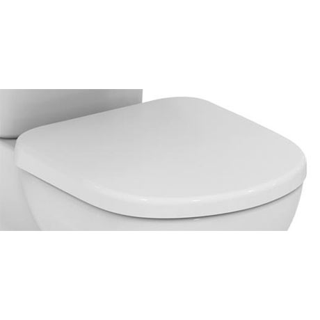 Ideal Standard Tempo Toilet Seat & Cover for Short Projection Pan