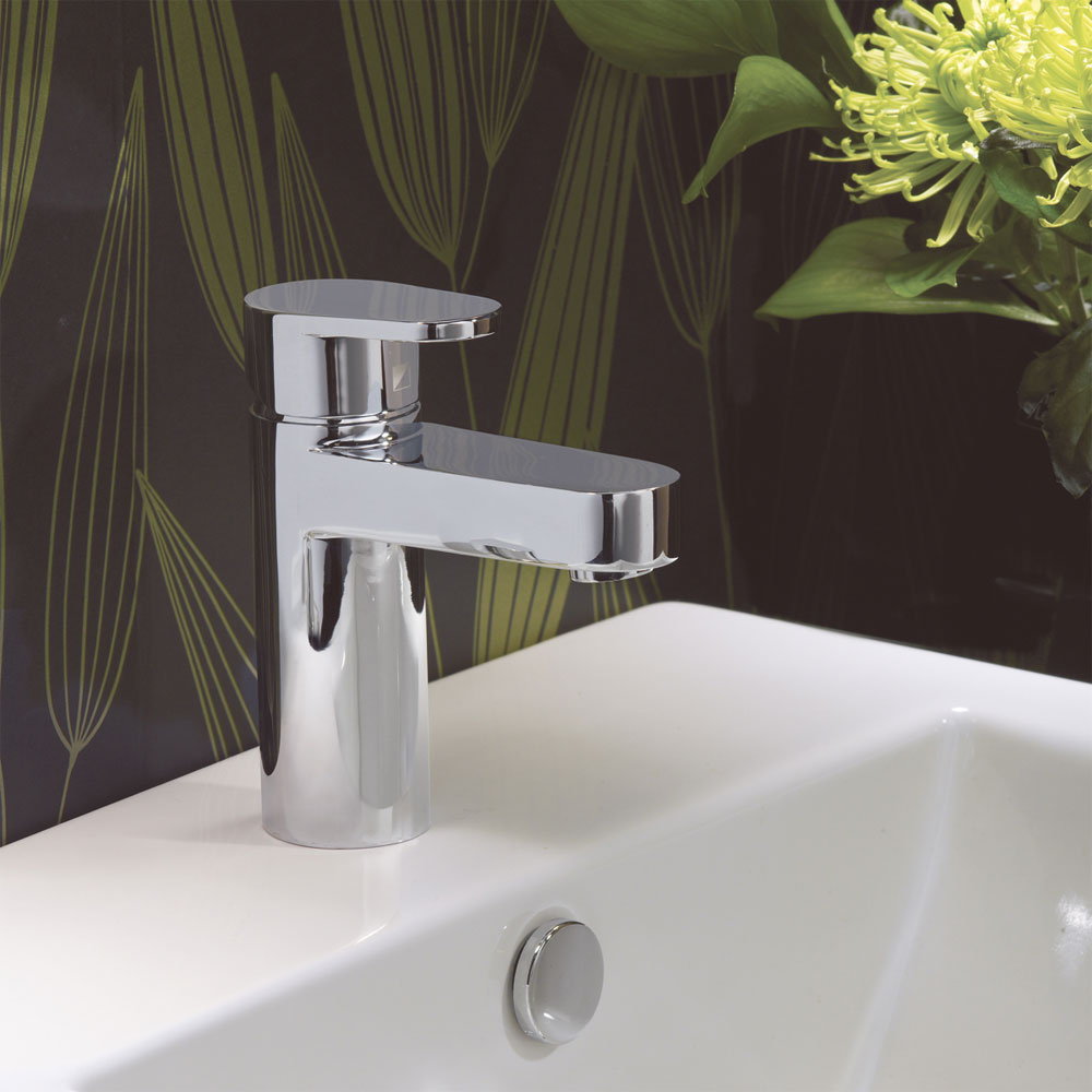 Roper Rhodes Stream Basin Mixer without Waste - T771202 profile large image view 2