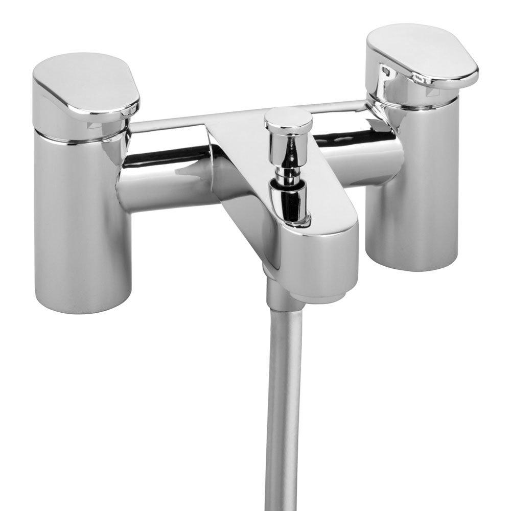 Roper Rhodes Stream Bath Shower Mixer - T774002 Large Image