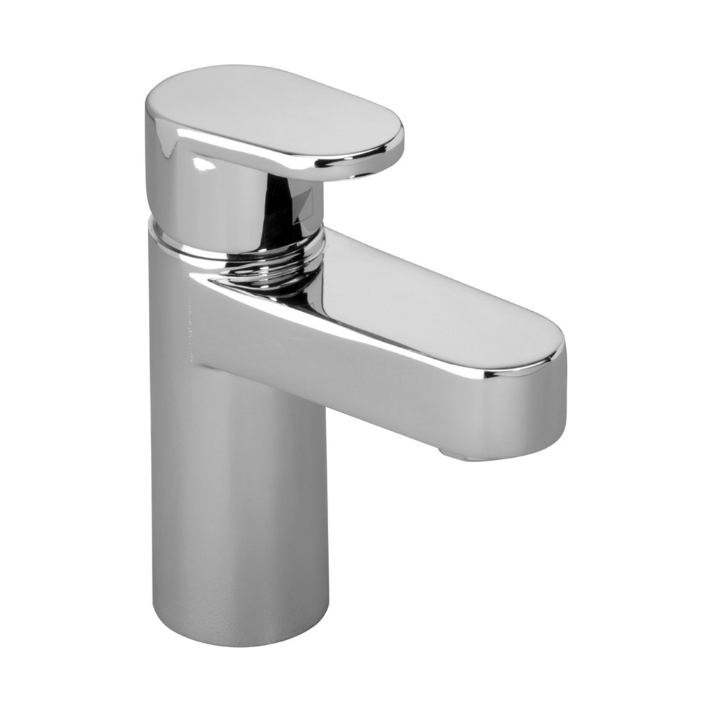 Roper Rhodes Stream Mini Basin Mixer with Clicker Waste - T776002 Large Image